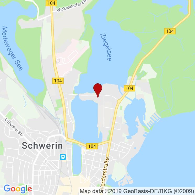 Google Maps Schwerin